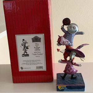 Triple Trouble Jim Shore figurine